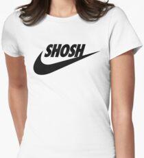 Sporty Shosh Black T-Shirt