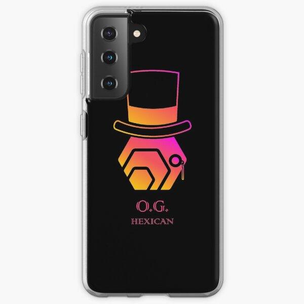 O.G. Hexican HEX Crypto Logo Samsung Galaxy Soft Case