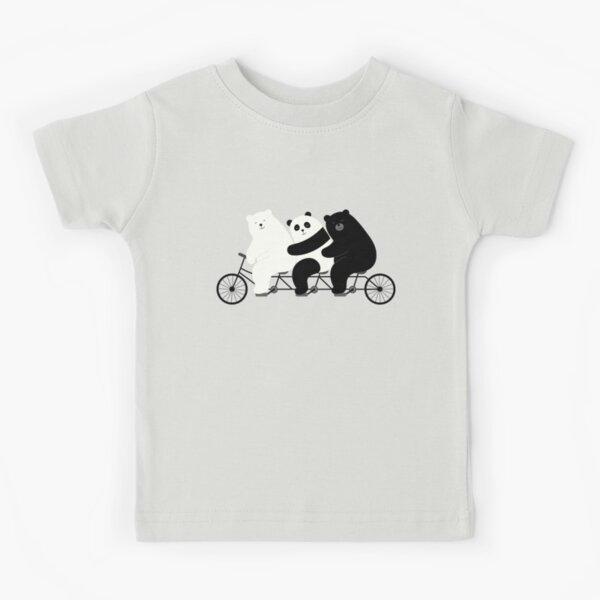 Du temps en famille T-shirt enfant