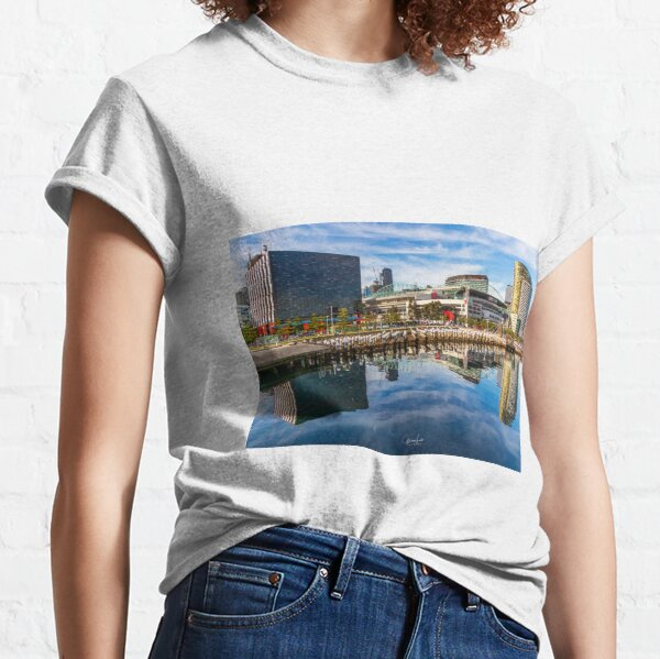 Reflections at Docklands Classic T-Shirt