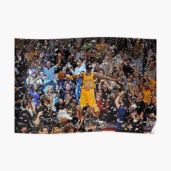 Championship Kobe Poster