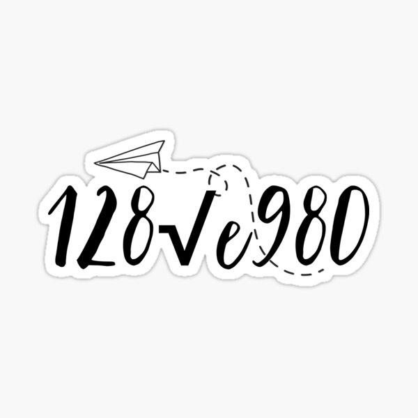Math equation Sticker