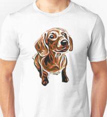 Camiseta unisex Perro tejonero