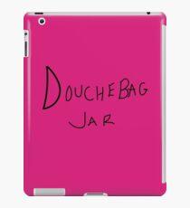 Douchebag Jar New Girl Merch  iPad Case/Skin