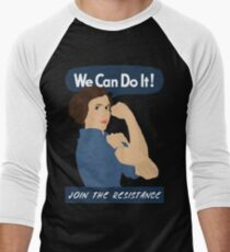 Leia The Riveter T-Shirt