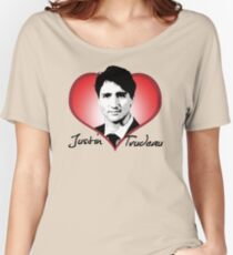 Justin Trudeau Women's Relaxed Fit T-Shirt