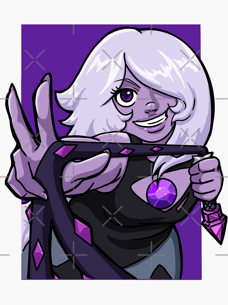 No Matter What -- Earth's Amethyst by MaeganCook