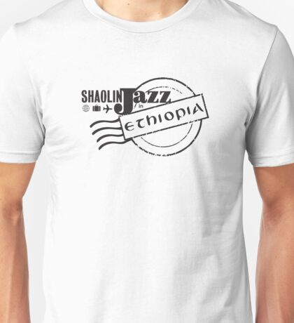 Passport Stamp T-Shirt
