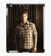 Sam Winchester Season 4 iPad Case/Skin