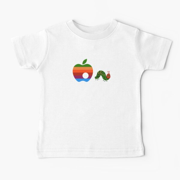 Very Hungry for Apple Baby T-Shirt