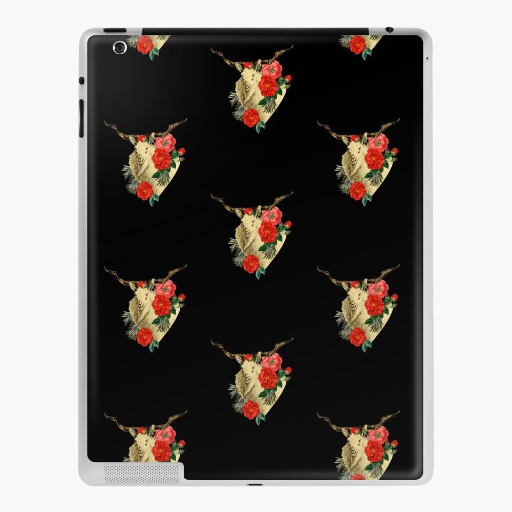 Quattuor Luscus Capra  iPad Case & Skin