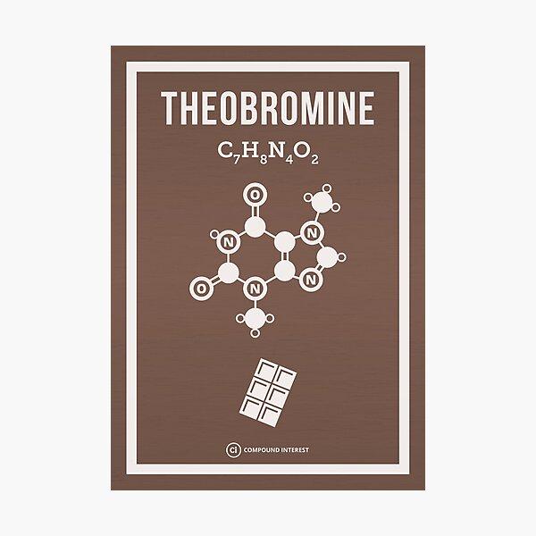 Theobromine Photographic Print