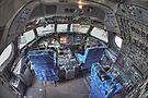 De Havilland DH-121 Trident by Nigel Bangert