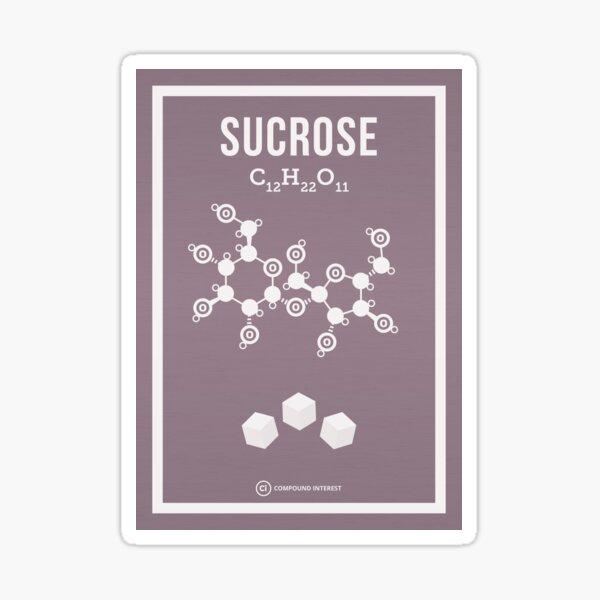 Sucrose Sticker