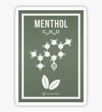 Menthol Sticker
