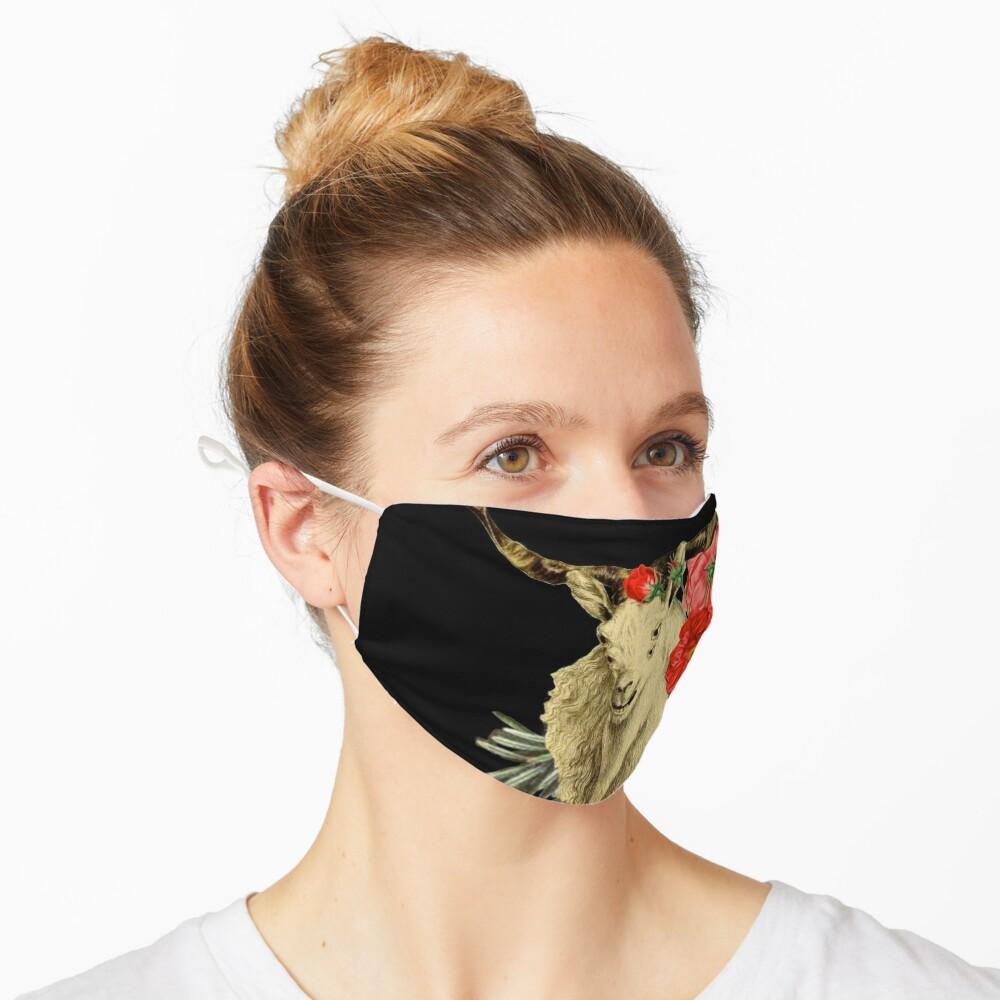 Quattuor Luscus Capra  Mask