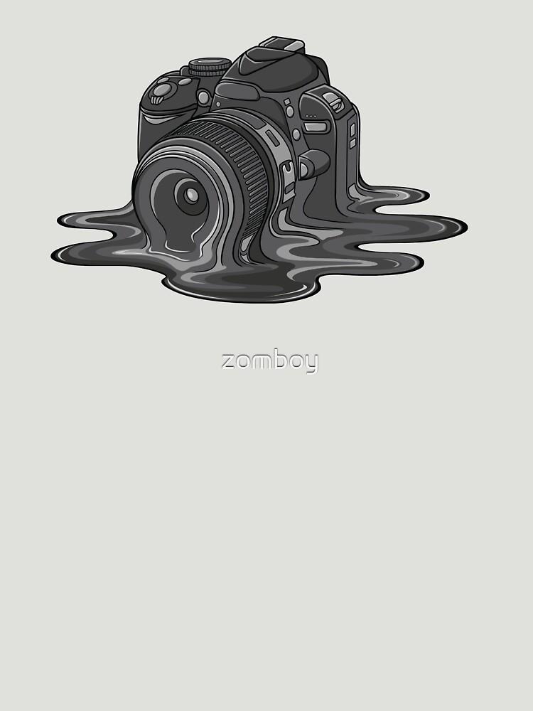 Camera Melt by zomboy
