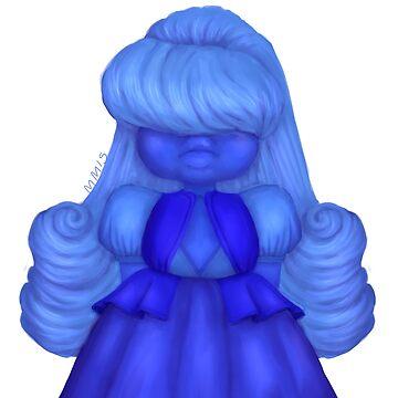 Homeworld Sapphire by maxicow