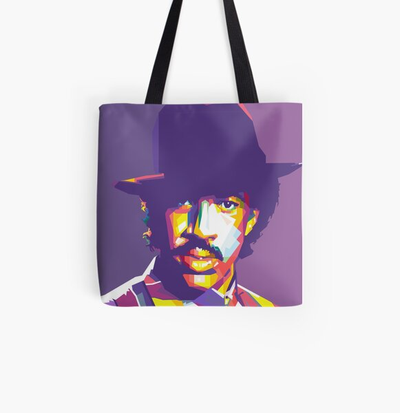Lionel Richie All Over Print Tote Bag