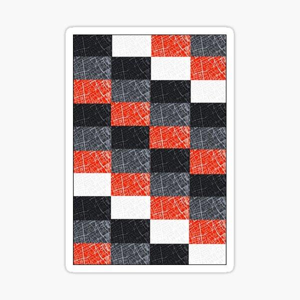 A Darker Shade of Magic Abstract Sticker