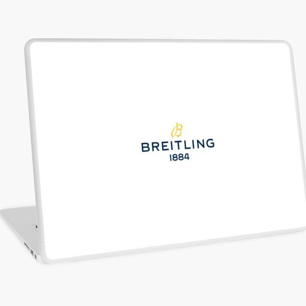 Breitling Logo  Laptop Skin