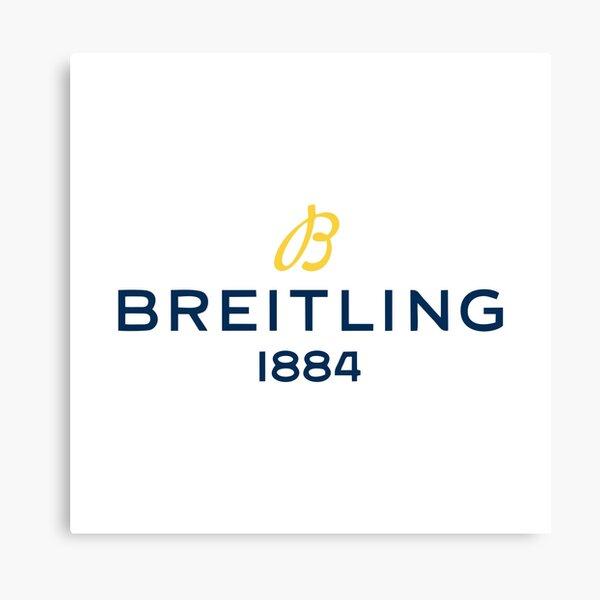 Breitling Logo  Canvas Print