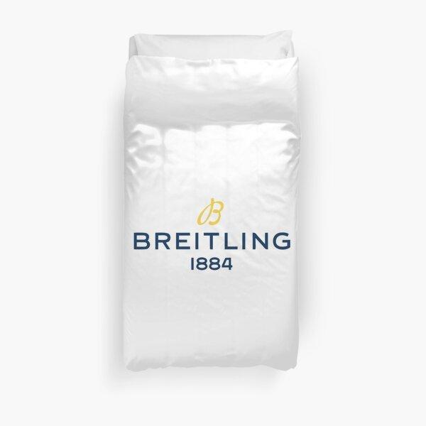 Breitling Logo  Duvet Cover