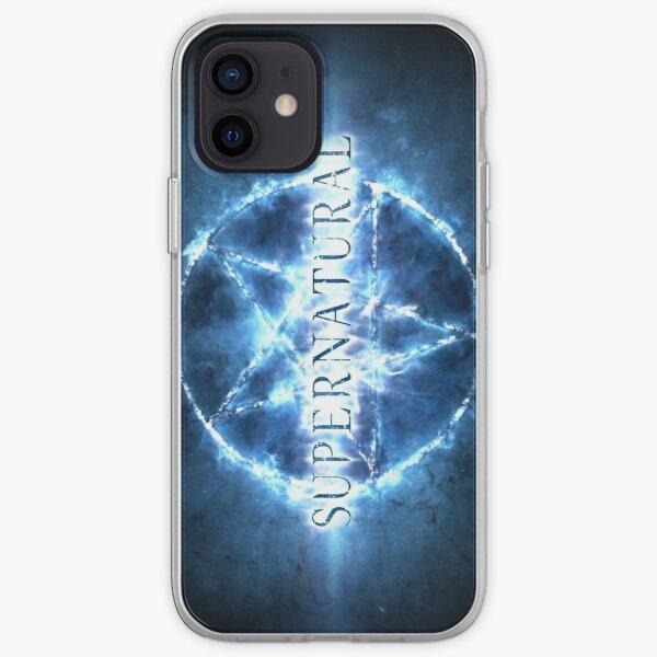 Supernatural Phone Case iPhone Soft Case