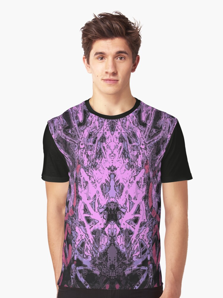inner chamber Graphic T-Shirt Front
