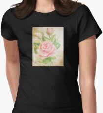 Rose with petals sweet. T-Shirt