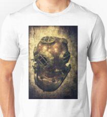 DEEP SEA DIVING HELMET GRUNGE Unisex T-Shirt