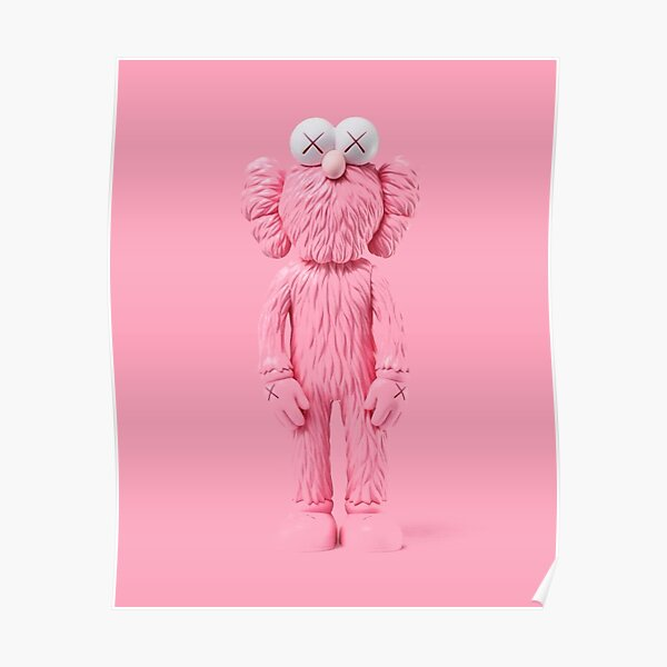 pinky kawss girl Poster