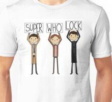 SuperwhoLock Signs Unisex T-Shirt