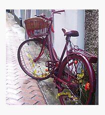 Irish Bicycle Photographic Print