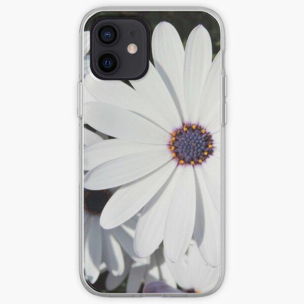 Bright White Daisies iPhone Soft Case