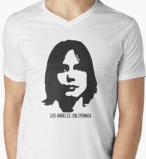 Jackson Browne- Los Angeles Men's V-Neck T-Shirt