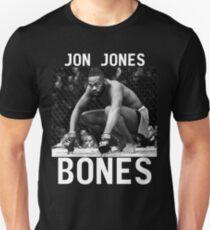 Jon 'BONES' Jones (SC) Unisex T-Shirt