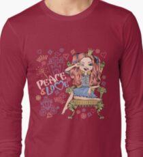 Fashionable girl princess  T-Shirt