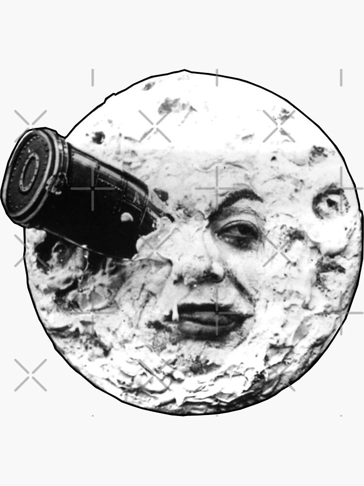 incluidas las novelas de Julio Verne De la tierra a la luna y Alrededor de la luna de 45thAveArtCo