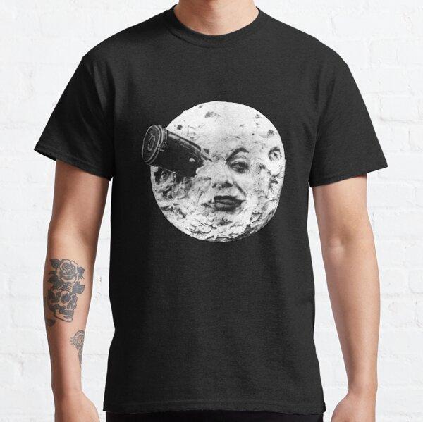 A Trip to the Moon (Le Voyage Dans La Lune) - face only T-shirt classique