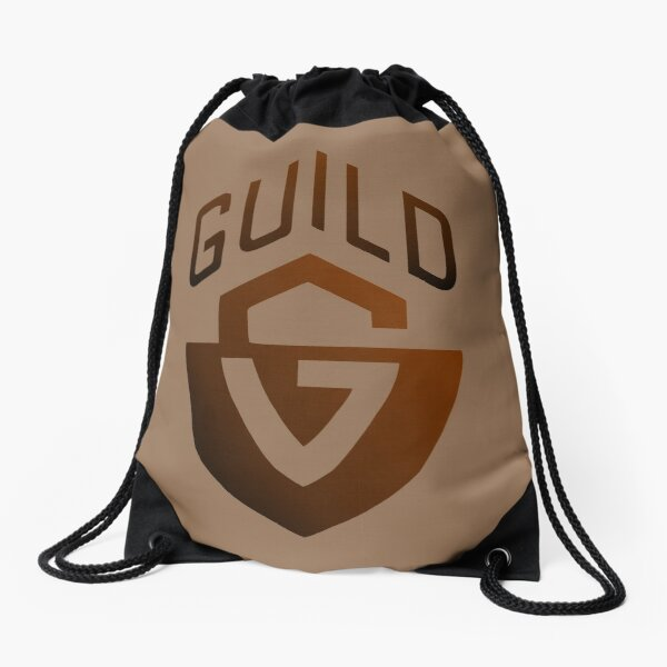 Guild Logo Original Drawstring Bag