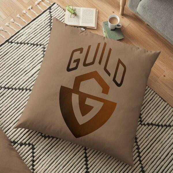 Guild Logo Original Floor Pillow