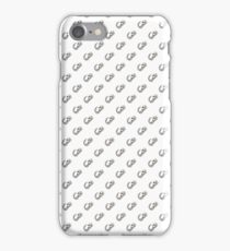 Pleistocene Patterns (Mini) iPhone Case/Skin