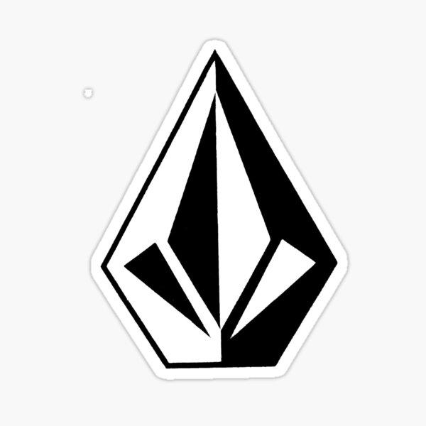 logo volcom Sticker
