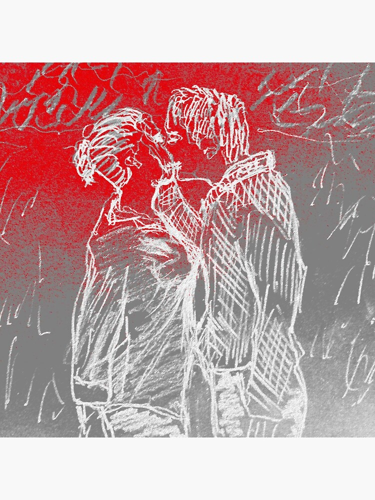 Kiss in the Rain (Match Point)  by TailorsWithLove