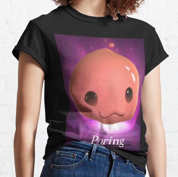 mascota poring free fire Camiseta clásica