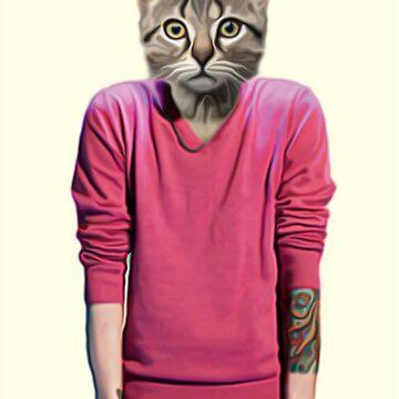 Cat Man by Sarah-Darling