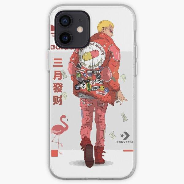 Doflamingo One Piece Street Fashion iPhone Soft Case