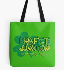 Graffiti Junktion (St. Patrick's Day Edition) Tote Bag