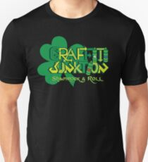 Graffiti Junktion (St. Patrick's Day Edition) Unisex T-Shirt
